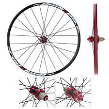26'' 24H Road Bike Wheels MTB Full Carbon Wheelset 50mmX20.5mm Clincher Rim New