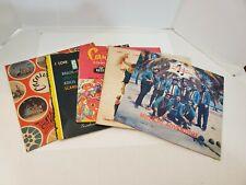 Steel Band Ragga Island Jamaica Trinidad Carnival Vintage Vinyl Records Albums