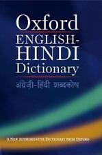Oxford English-Hindi Dictionary (Multilingual Edition) by S. K. Verma