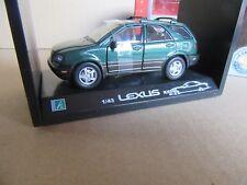 16H Cararama Lexus RX300 Vert 1:43