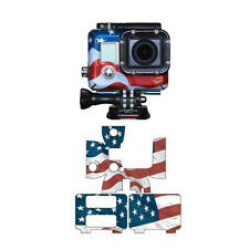 Camera Wrap / Skin for GOPRO H3+ by WRYD - Patriot Theme
