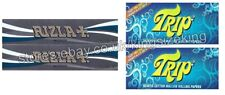 Rizla Micron King Size Rolling Papers And Trip Transparent Kingsize Paper