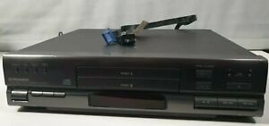 Pioneer Compact Twin-tray Compact Disc Player PD-J400T Vintage FOR PARTS