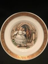 Hans Christian Andersen Royal Copenhagen The Red Shoes Collector Plate