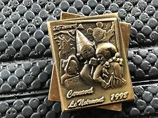 PINS PIN'S BROCHE CLOWN CARNAVAL LE NOIRMONT 1998