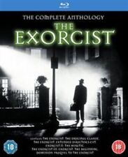 Exorcist Complete Anthology 5051892193467 With Max Von Sydow Blu-ray Region B