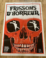 cinema-affiche originale- FRISSONS D'HORREUR -60x40 -Mimsy Farmer-Crispino-1975