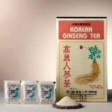 Thé de racine d'extrait de ginseng coréen Korean Ginseng Extract Root Tea Health