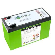 K2 Energy 12V 7Ah LiFEPO4 Battery for Golf Carts, Backup Systems, Solar USA SHIP