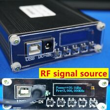 OLED display ADF4351 35MHZ-4.4GHZ Signal generator frequency RF signal source