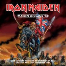 Iron Maiden-Maiden England '88 (US IMPORT) CD NEW