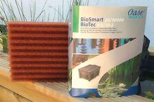 OASE Ersatzfilter rot für Biotec 5.1 / 10.1 Filterschwamm Biosmart 20/30.000