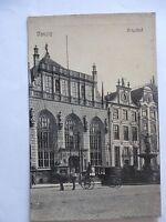 Ansichtskarte Danzig Artushof um 1910??