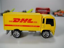 Matchbox DHL Delivery Box Truck 1/64 Scale JC40