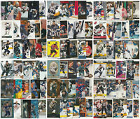 Jason Arnott 92 Different Card Lot See Scans Inserts RCs NHL Hockey