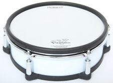"Roland PD-125XS 12"" White Snare Dual Trigger Mesh electronic Drum Pad"