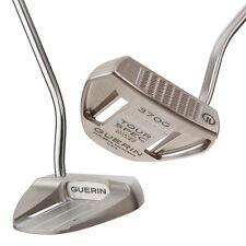 Guerin Rife Golf Rockersole Tour Spec Silver 355 Master Milled USA Heel Mallet