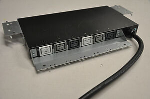 HP AF512A 8.6kVA 24A Three Phase Modular PDU HSTNR-P011 442804-D71/435530-001
