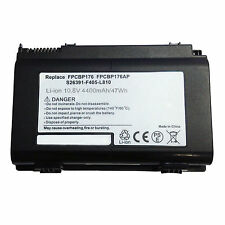 Battery for FUJITSU FPCBP175 FPCBP176, LifeBook A1220 A6210 AH550 E780 E8410