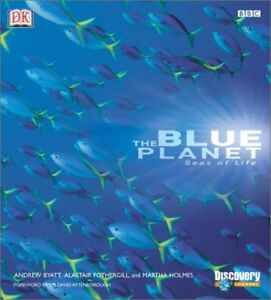 Brand New The Blue Planet: A Natural History of the Oceans Hardcover Jan 2002