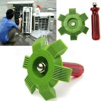 Condenser Radiator Evaporator Fin Straightener Comb Rake Cleaner Tool