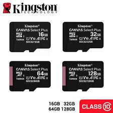 KINGSTON MICRO SD MEMORY CARD MOBILE PHONES GOPRO CAMERA CLASS10 SD CARD microSD