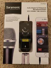 Saramonic SmartRig II Audio Adapter For Professional Microphone/Guitars