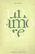 Un Amore - Dino Buzzati - Mondadori 1992