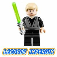 LEGO Minifigure Star Wars - Luke Skywalker Jedi - sw433 minifig FREE POST