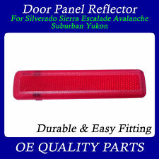 Rear Door Reflector Right for Suburban Avalnche Sierra Truck SUV 74368 15183156