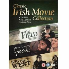 CLASSIC IRISH MOVIE COLLECTION: The Field-My Left Foot-Into the West - 3 DVD Set