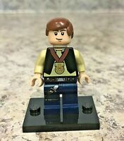 Genuine LEGO Minifigure - Star Wars - Han Solo Celebration - sw0356