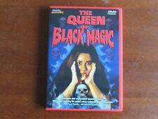 THE QUEEN OF BLACK  MAGIC. DVD. MONDO MACABRO. ENGLISH LANGUAGE. REGION ALL.