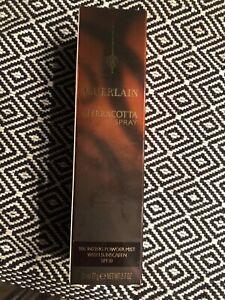 Guerlain Terracotta Spray Bronzing Powder Mist 02 Medium / New! With Box!