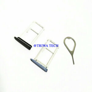 Original Micro SD SIM Card Slot Holder Tray For Motorola Moto X4 XT1900