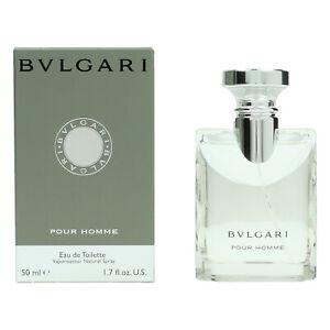 Bvlgari Pour Homme 1.7 oz / 50 ml Eau De Toilette spray for men