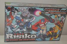 RISIKO Transformers Retro Winning Moves 10982 Brettspiel Gesellschaftsspiel Neu