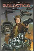 Classic Battlestar Galactica Vol I by Rick Remender 2007, TPB DE 1st Print OOP