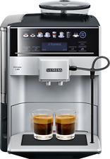 SIEMENS Kaffeevollautomat EQ.6 plus s300 silber/schwarz TE653501DE