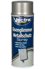 Vectra 6794 Eisenglimmer Metallschutz Spray Silber Seidenmatt 400ml