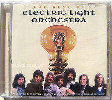 E.L.O. ELECTRIC LIGHT ORCHESTRA CD The Best Of 14 Trk DUTCH ELO Diff Slv. SEALED