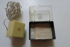 Vintage 195O Rca Converter Rk 304,Stck #16C100,120 Vac 60Vw,5.7 Vdc Original Box