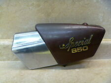 Yamaha XS850 XS 850 Special Used Left Side Cover 1979 #T-BX2 #1