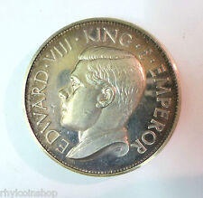 1936 EDWARD VIIII AUSTRALIAN  SILVER PATTERN COIN