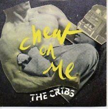 (AR629) The Cribs, Cheat On Me - DJ CD