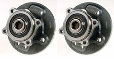 2 New Wheel Hub Bearing Assemblies Fit 2007-2015 Mini Cooper Rear Pair Warranty