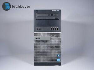 Dell Optiplex 7010 MT Desktop   I5-3470   8GB RAM   No HDD   Grade B