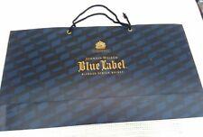 Joblot 25 x Johnnie Walker Blue Label Gift Carrier Bags New