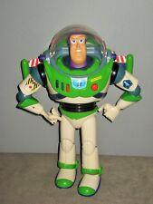 Figurine/Jouet Disney Robot Parle Anglais BUZZ L'ECLAIR - Toy Story (30cm) (2)