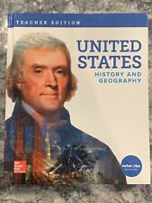 United States History And Geography, Teacher Edition By Mcgraw-hill Education